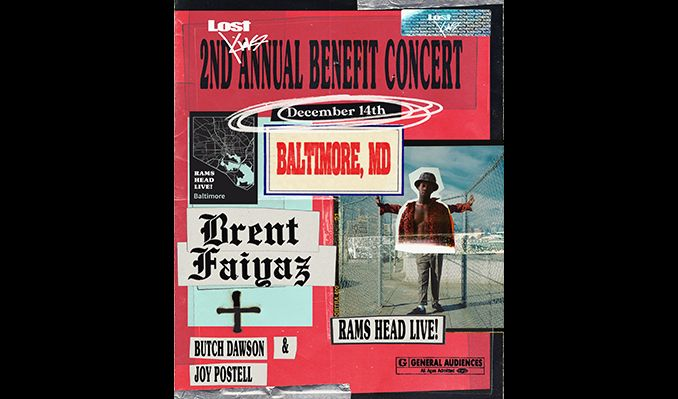 Brent Faiyaz tickets at Rams Head Live! in Baltimore