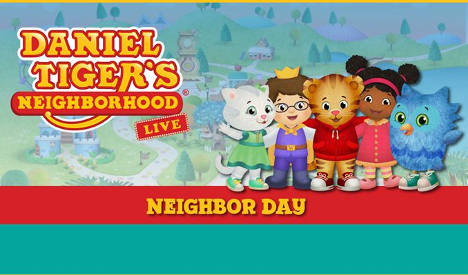 Daniel Tiger's Neighborhood Live: Neighbor Day tickets at City National Grove of Anaheim in Anaheim