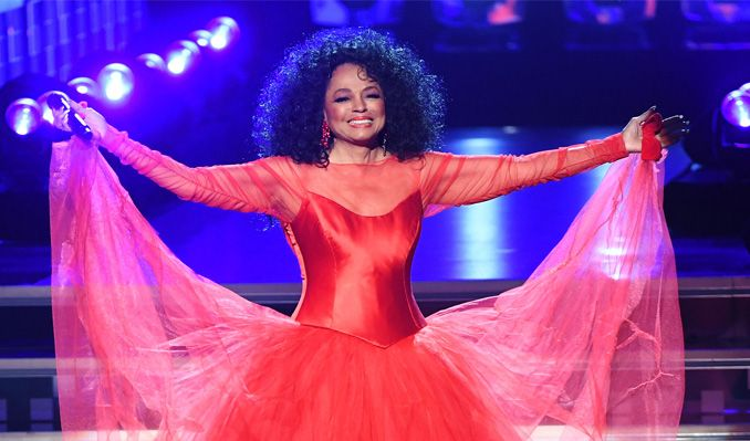 Diana Ross tickets at The Township Auditorium in Columbia