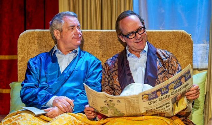 Eric and Ern tickets at Duke Of York's Theatre, London