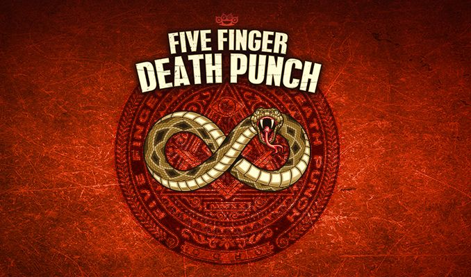Five Finger Death Punch  tickets at T-Mobile Center in Kansas City