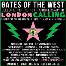 Gates of the West: tickets at The Roxy in Los Angeles