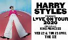 Harry Styles tickets at The O2 in London