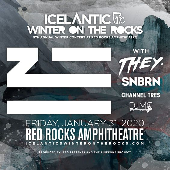 Image for Icelantic's Winter on the Rocks ft. ZHU