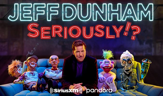 Jeff Dunham - Seriously!?  tickets at Broadmoor World Arena in Colorado Springs