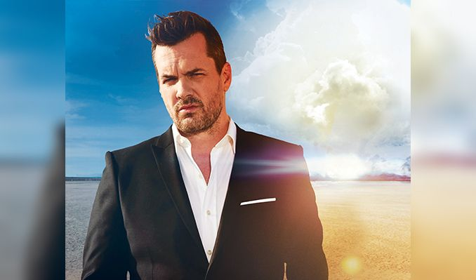 Jim Jefferies: Oblivious tickets at San Jose Civic in San Jose
