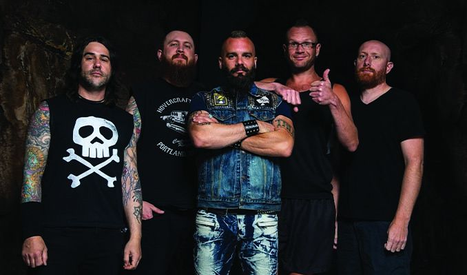 Killswitch Engage - POSTPONED tickets at Radius in Chicago