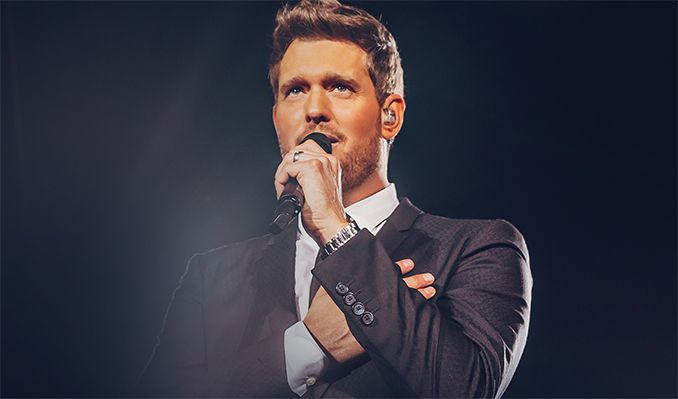 Michael Bublé tickets at Harewood House, Leeds