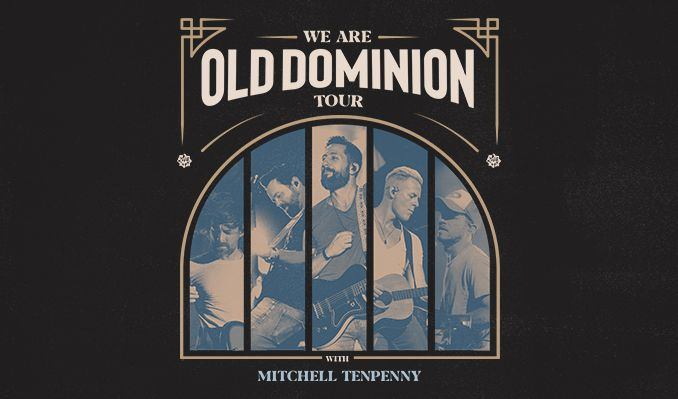 Old Dominion tickets at Toyota Center in Kennewick