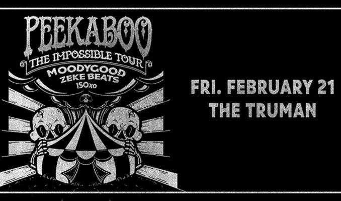 Peekaboo tickets at The Truman in Kansas City
