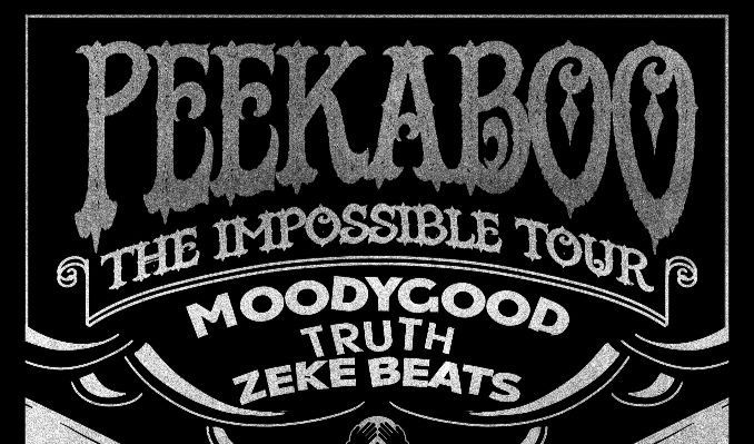 Peekaboo tickets at Royal Oak Music Theatre in Royal Oak