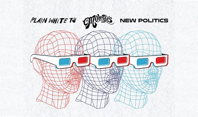 Plain White T's, The Mowgli's & New Politics  tickets at The Mayan in Los Angeles