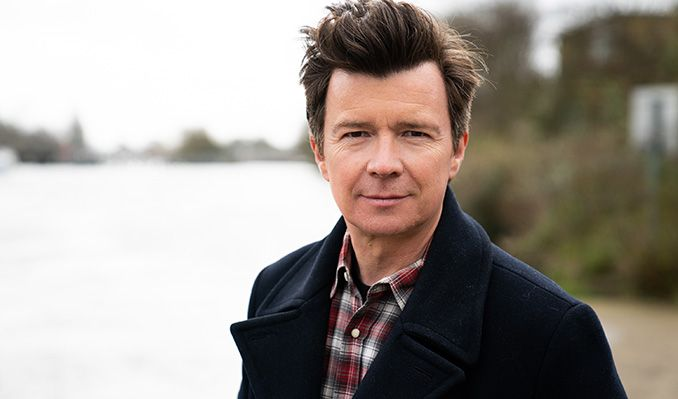 Rick Astley tickets at Newmarket Racecourses, Suffolk