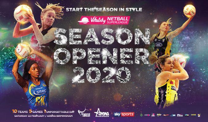 Season Opener 2020 tickets at Arena Birmingham, Birmingham