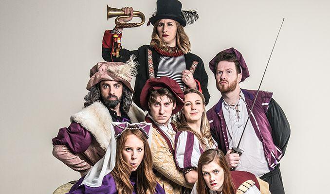 Sh*t Faced Shakespeare: Romeo and Juliet tickets at Komedia Bath, Bath