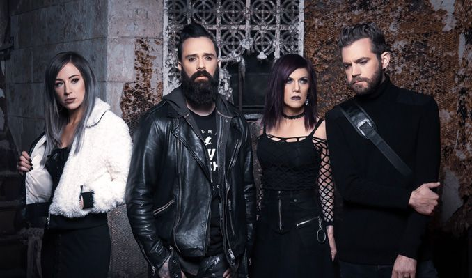 Skillet tickets at City National Grove of Anaheim, Anaheim