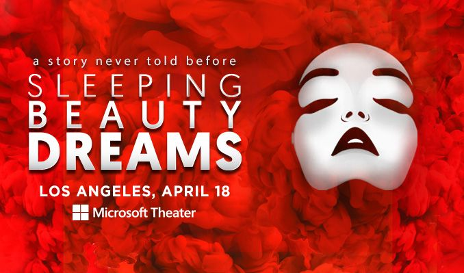 Sleeping Beauty Dreams tickets at Microsoft Theater in Los Angeles