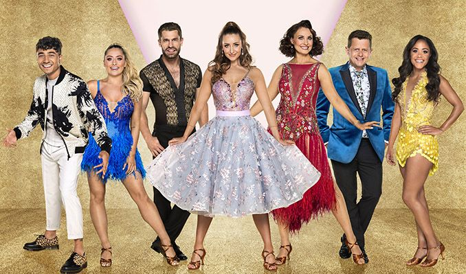 Strictly Come Dancing tickets at first direct arena, Leeds