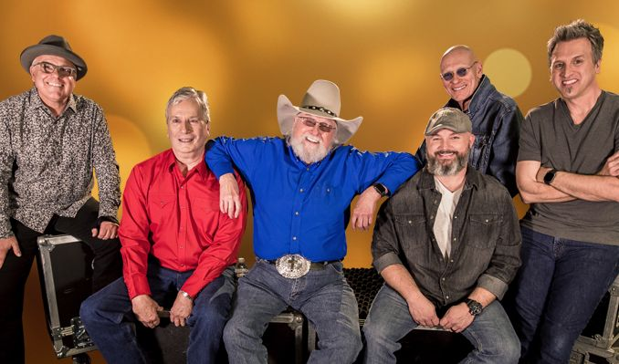 The Charlie Daniels Band tickets at Golden Nugget Lake Charles in Lake Charles