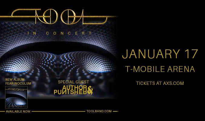Tool New Album 2020.Tool Tickets In Las Vegas At T Mobile Arena On Fri Jan 17