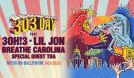 303 Day feat. 3OH!3 & Lil Jon w/ Breathe Carolina tickets at Mission Ballroom in Denver
