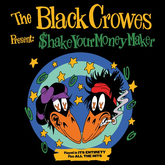 Thumbnail for The Black Crowes