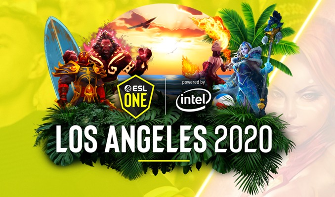 ESL One Los Angeles 2020 tickets at Shrine Auditorium in Los Angeles