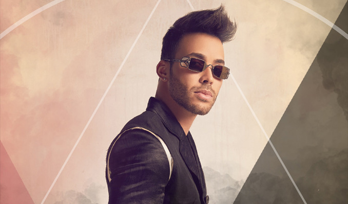 Prince Royce - CANCELLED tickets at Arvest Bank Theatre at The Midland in Kansas City