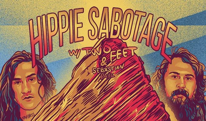 Hippie Sabotage tickets at Red Rocks Amphitheatre in Morrison