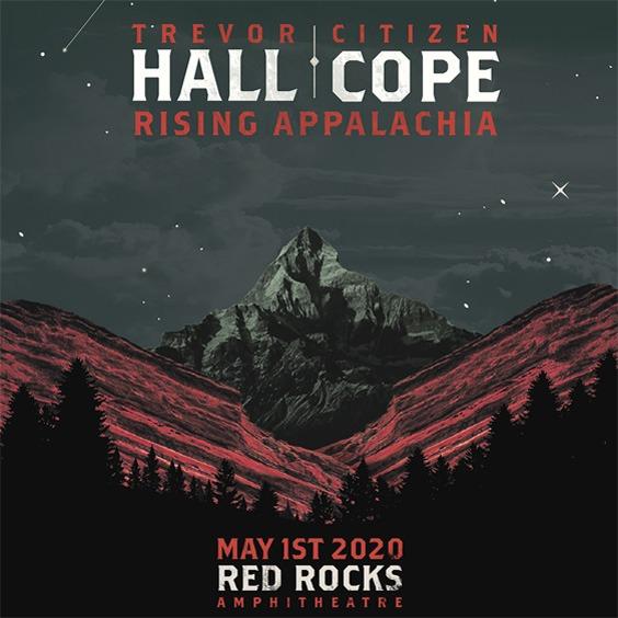 Thumbnail for Trevor Hall / Citizen Cope