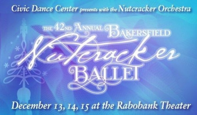 The Nutcracker 2019 1:00pm tickets at Mechanics Bank Theater in Bakersfield