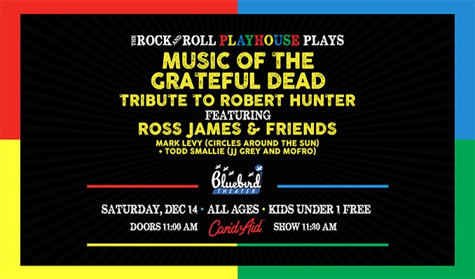 The Rock and Roll Playhouse: Music of Grateful Dead For Kids Holiday Celebration