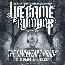 We Came As Romans: To Plant A Seed 10 Year Anniversary Tour tickets at Rams Head Live! in Baltimore