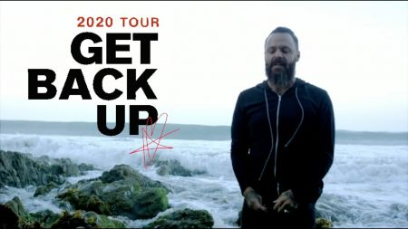 Blue October announces 2020 tour and new documentary, 'Get Back Up'