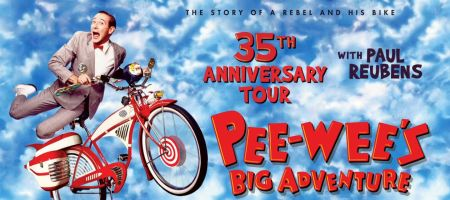 Paul Reubens returns as Pee-wee Herman for 2020 live anniversary tour