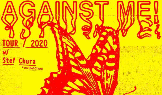 Against Me! tickets at 40 Watt in Athens