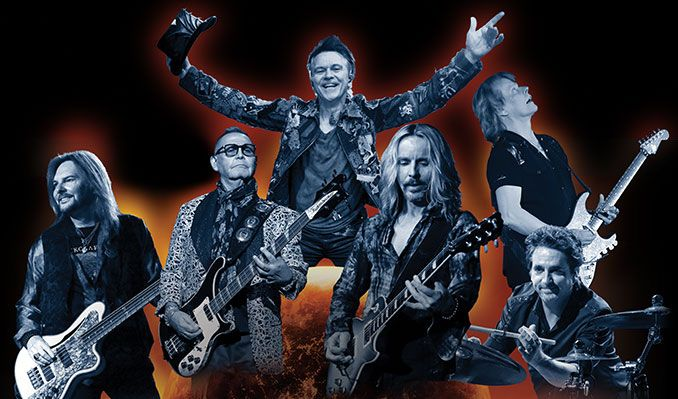An Evening With Styx tickets at Xcite Center at Parx Casino in Bensalem