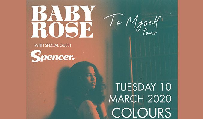 Baby Rose tickets at Colours in London