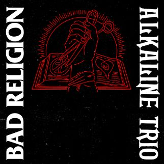 bad religion alkaline trio the norva. Black Bedroom Furniture Sets. Home Design Ideas