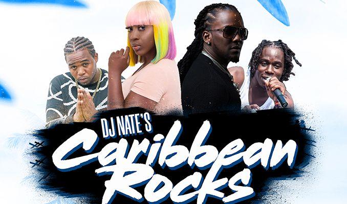 Caribbean Rocks presents Spice, Mr Killa, Teejay, Blackboy, DJ Nate - CANCELLED tickets at indigo at The O2 in London