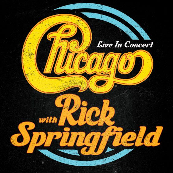 Thumbnail for Chicago with Rick Springfield - Postponed