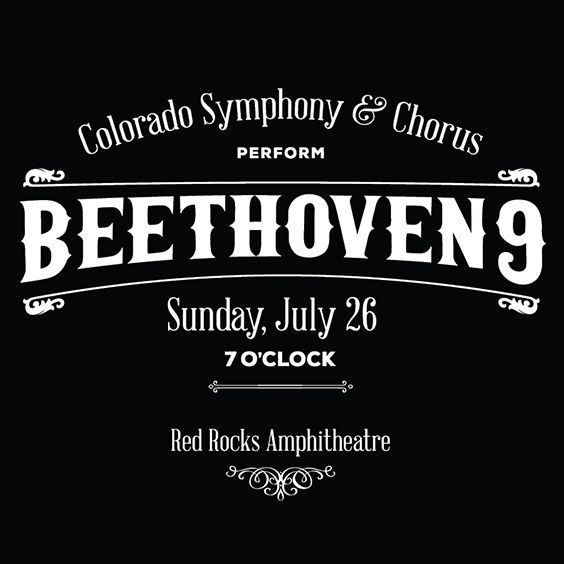 Image for Colorado Symphony & Chorus Perform: Beethoven 9