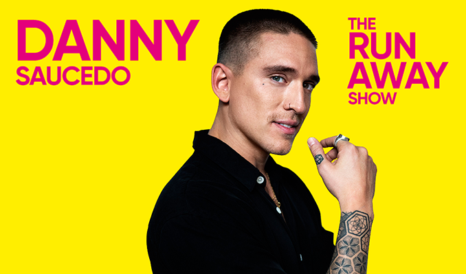 Danny Saucedo - The Run(A)way Show tickets at Helsingborg Arena in Helsingborg