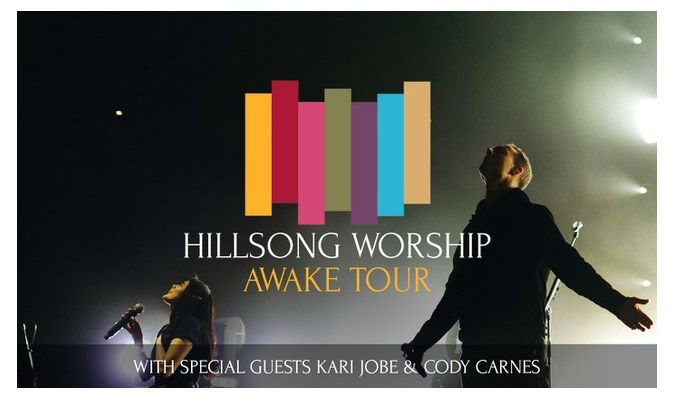 Hillsong Worship tickets at Mechanics Bank Arena in Bakersfield