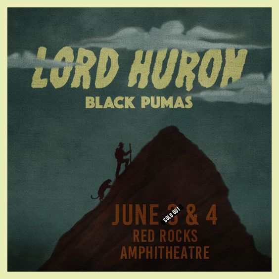 Thumbnail for Lord Huron 6/3/21