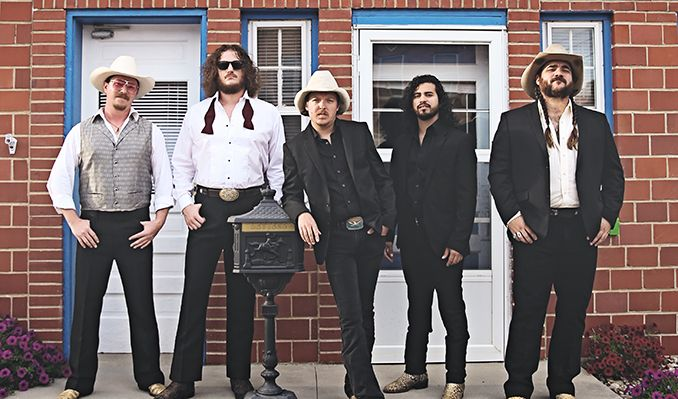 Mike and The Moonpies tickets at The Islington, London