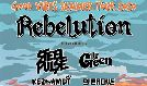 Rebelution tickets at Marymoor Park in Redmond