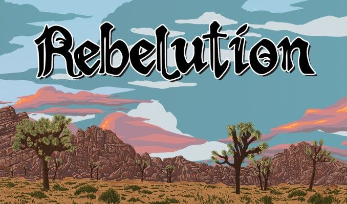 Rebelution tickets at Cocoa Riverfront Park, Cocoa