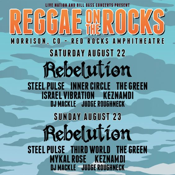 Thumbnail for Reggae On The Rocks - Postponed