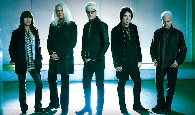 REO Speedwagon tickets at Abraham Chavez Theatre in El Paso